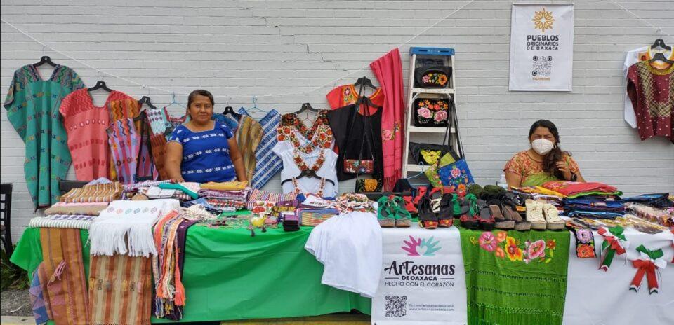Artesanas de Oaxaca logran colocar artesanías en Nueva York - Oaxaca MX